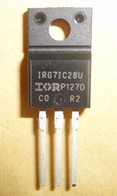 IRG71C28U datenblatt